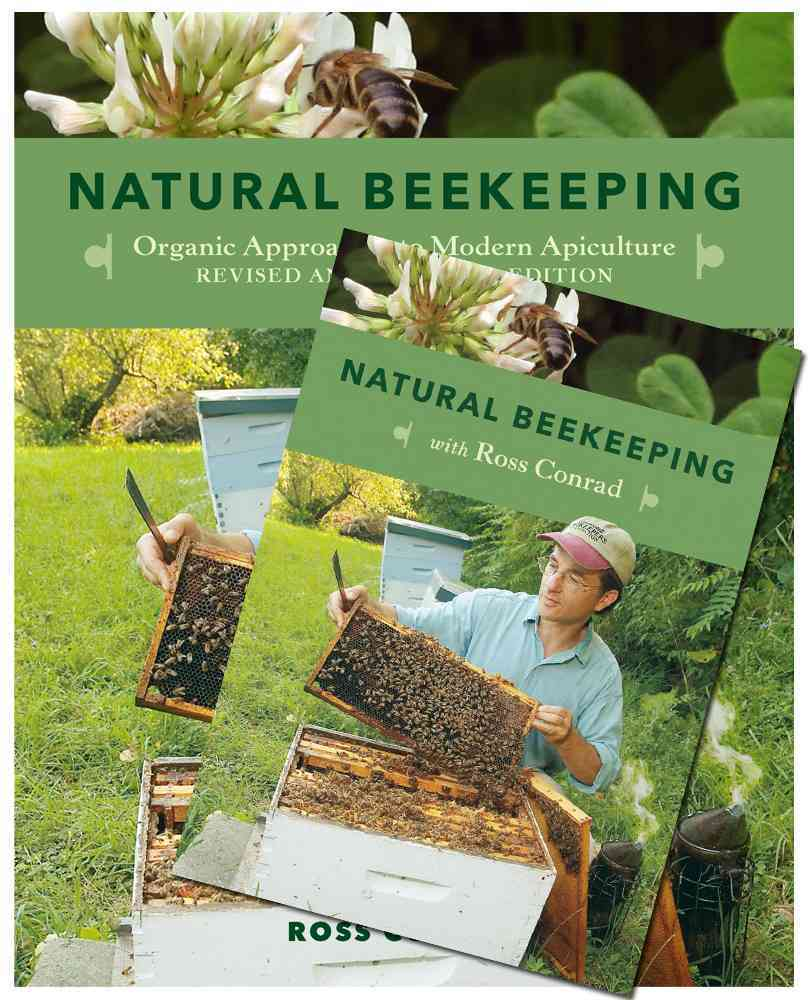 Natural Beekeeping By Conrad, Ross